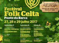 10º Festival Folk Celta inclui artistas de Portugal, Espanha, Costa Rica, México e Escócia