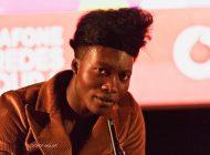 Conferência de imprensa de Benjamin Clementine no Vodafone Paredes de Coura 2017