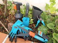 Manhã de jardinagem com Gardena