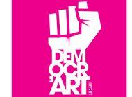 """2.ª edição do Merc'Art – Democr'Art sob o lema """"The Art Container"""""""