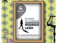 Rodrigo Leão celebra 25 anos de carreira