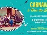 Carnaval à Cais Do Sodré no Mercado da Ribeira