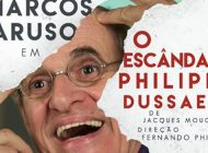 "Marcos Caruso estreia em Lisboa ""O Escândalo de Philippe Dussaert"""