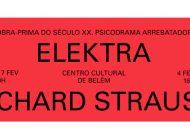 """""""Elektra"""" de Richard Strauss em apresentações no CCB"""