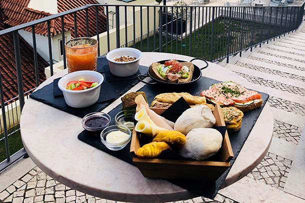 Aos fins-de-semana e aos feriados deste inverno, o Topo Chiado preparou um novo menu de brunch que se adequada a vegetarianos.