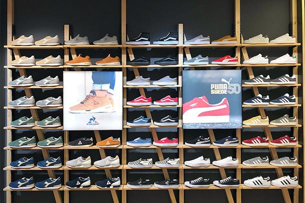 A insígnia portuguesa de lojas de sneakers KICKS, abriu a 11º loja no Arrábida Shopping, em Vila Nova de Gaia.