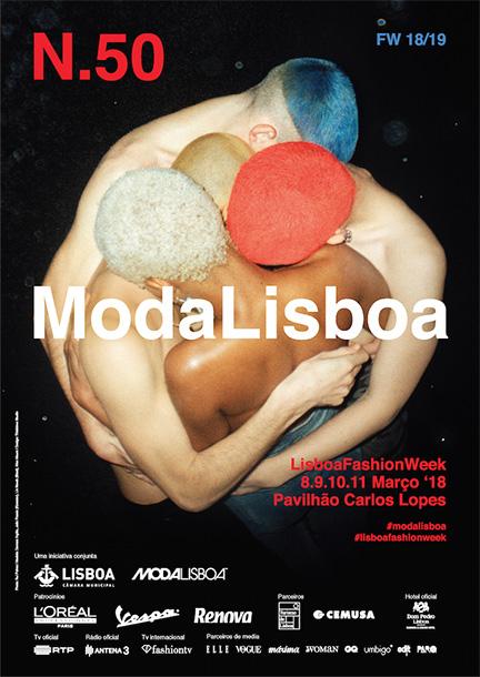Juntam-se em palco criadores consagrados, LAB e Sangue Novo, herdeiros de uma tradição que é a liberdade artística proporcionada pela ModaLisboa nas suas 50 edições.