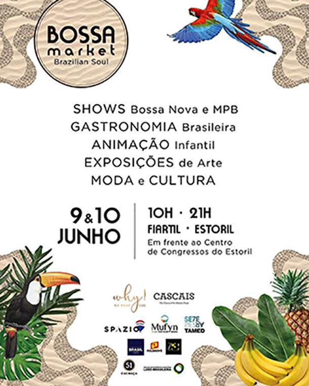 O Bossa Market é um evento de moda, música, arte e gastronomia brasileira em perfeita sintonia com o lifestyle brasileiro.