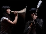 Raquel Ralha & Pedro Renato com concerto no Teatrão