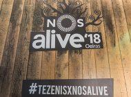Tezenis leva o nome do NOS Alive mais longe