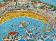Casino Estoril inaugura XXXVIII Salão Internacional de Pintura Naif