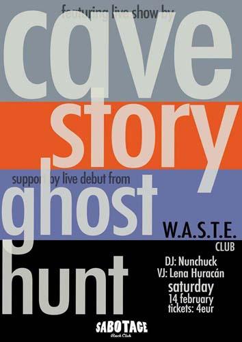 Ghost Hunt-Cave Story-Sabotage-LookMag_pt0