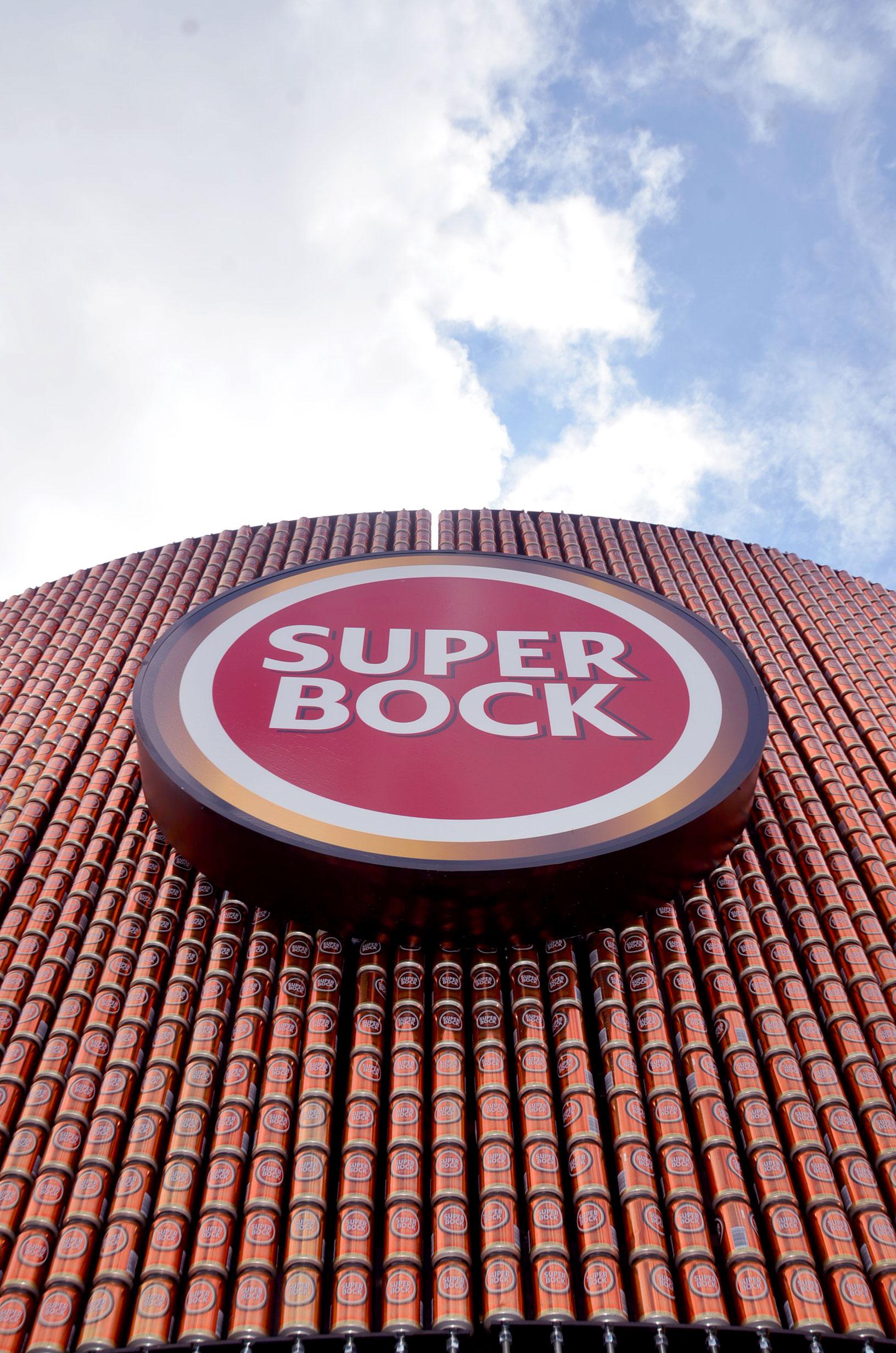 Super Bock - festivais de verão