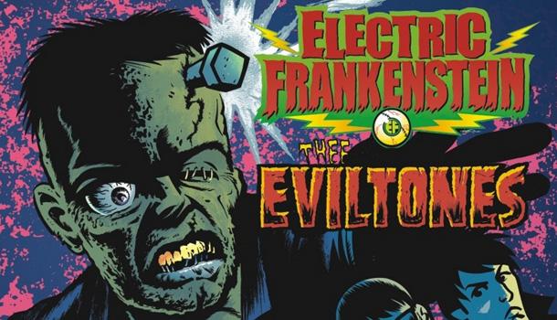 """Apocalypse Party"" junta Thee Eviltones e Electric Frankenstein"