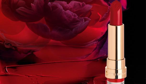 Yves Rocher apresenta batom Grand Rouge para uns lábios irresistíveis