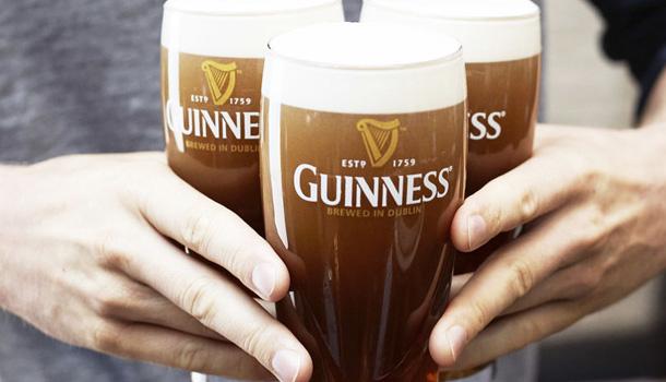 Guinness surpreende com o lançamento de Um Dia de Santo