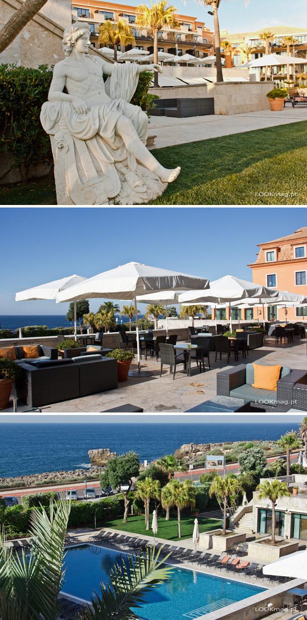 Grande Real Villa Itália na casa do rei Humberto II