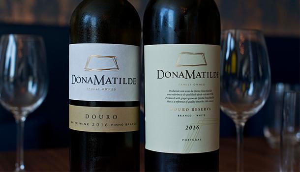 Dona Matilde é uma quinta clássica do Douro, do vinho do Porto e dos tintos. Agora tem também um novo branco de qualidade superior.
