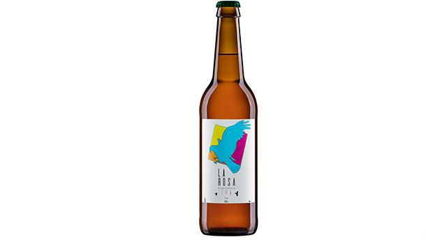 Sophia Bergqvist, co-proprietária e gestora da Quinta de la Rosa, propriedade duriense situada no Pinhão, apresenta a produção de cerveja artesanal.