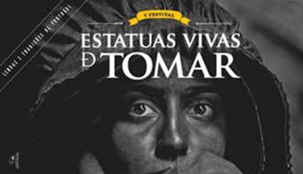O V Festival Estátuas Vivas de Tomar, iniciativa do Município de Tomar, recebe, ao longo de três dias, mais de 30 artistas, de várias nacionalidades (Portugal, Espanha, Reino Unido, Bélgica e Alemanha), que compõem 26 quadros.