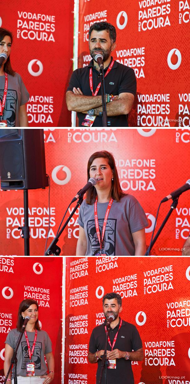Muito calor para o derradeiro dia da edição 2017 do Vodafone Paredes de Coura. A saudade já pairava no ar, mas havia ainda muito para ouvir e viver.
