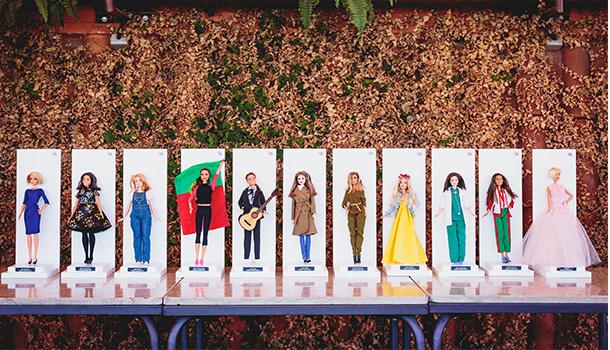 Segunda edição dos Barbie Awards homenageou 11 mulheres portuguesas