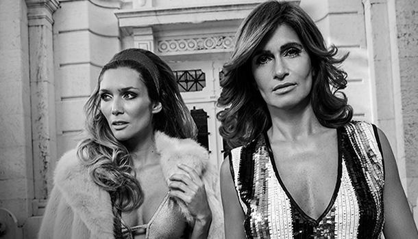 O Grupo Lúcia Piloto Cabeleireiros celebra este mês 40 anos de história e para assinalar a importante data apresenta a nova colecção The 70's Glam, num catálogo que tem como protagonistas as embaixadoras Liliana Campos e Joana Freitas.
