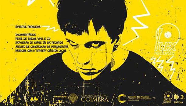 Festival Lux Interior em Coimbra que se vai realizar no Convento São Francisco em Coimbra nos dias 9, 10 e 11 de Novembro.