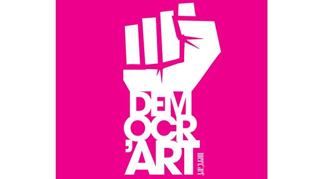 """2ª edição do Merc'Art - Democr'Art, esta edição sob o lema """"The Art Container""""."""
