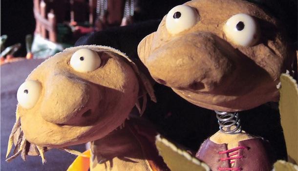 O Nabo Gigante | Espetáculo de Marionetas | 2 de dezembro