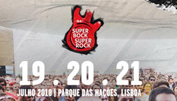 Em 2018 o Super Bock Super Rock regressa ao Parque das Nações em Lisboa para mais três dias de Música Autêntica.