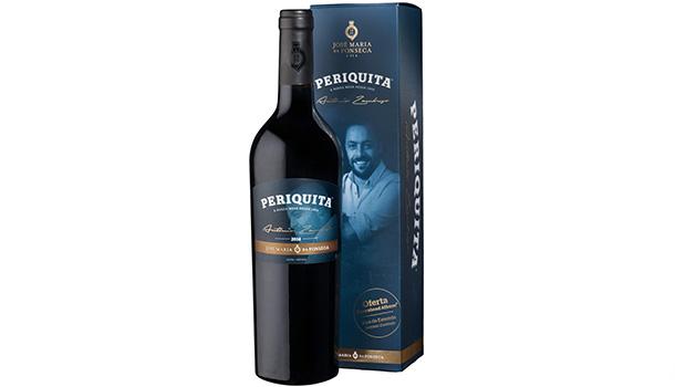 Periquita, a mais antiga marca portuguesa de vinho de mesa, juntou-se a António Zambujo para criar um vinho tipicamente português que promete conquistar todos os paladares pela sua suavidade e sabor frutado