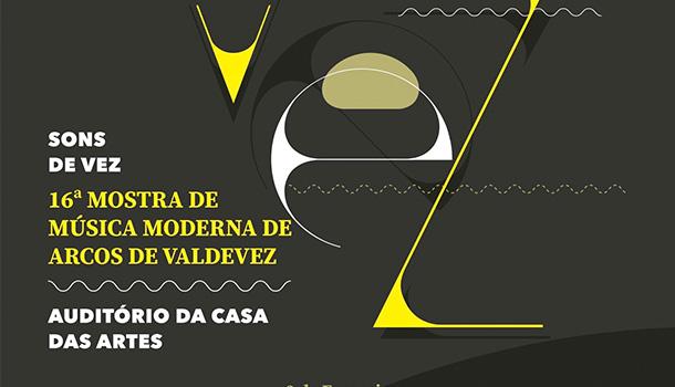 O Festival Sons de Vez está de regresso a Arcos de Valdevez para celebrar a sua 16ª edição.