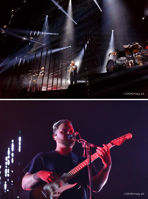 Espectáculo visual muito bem conseguido, os alt-J deram um concerto coerente demonstrando uma maior solidez e maturidade em palco.