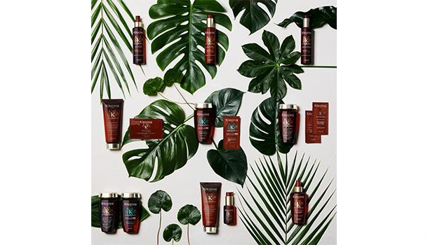 Kérastase continua a abraçar a diversidade da natureza. Agora, acrescenta novos produtos e rituais personalizados ao sucesso mundial Aura Botanica.