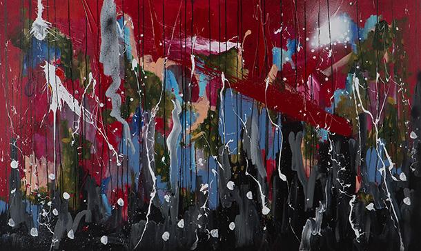 O artista plástico LUIO apresenta-se no Tivoli Avenida Liberdade com a exposição FROM CAOS TO MICROCOSMOS: THE BEGINNING.