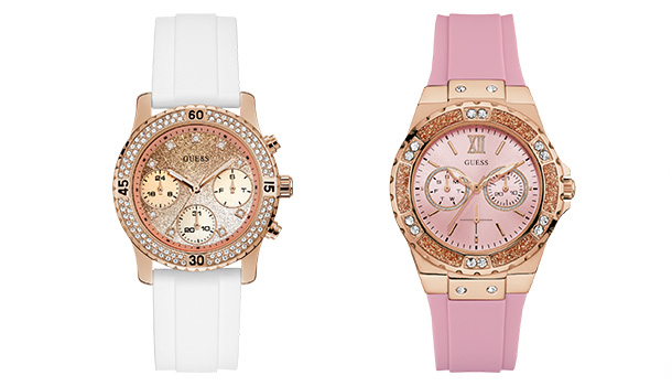 Entre no mundo glamoroso da Jennifer Lopez, nova embaixadora da Guess, e conheça os relógios prediletos de uma das maiores estrelas de Hollywood.