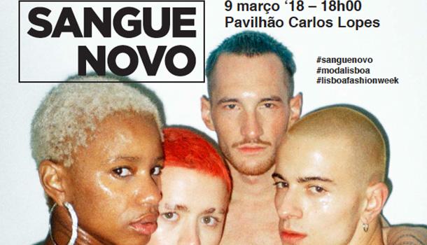 O desfile Sangue Novo inaugura a edição ModaLisboa N.50, no dia 09 de Março, pelas 18h00, no Pavilhão Carlos Lopes, em Lisboa.