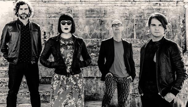 """Os Gift apresentam no Coliseu do Porto e no Coliseu de Lisboa """"Altar"""", o disco editado em abril de 2017. Este foi o ponto de partida para uma conversa com a banda de Alcobaça."""