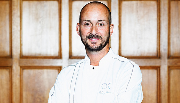 O Hotel Quinta da Marinha Resort recebe o chef Stefano Catenacci para um jantar de degustação.