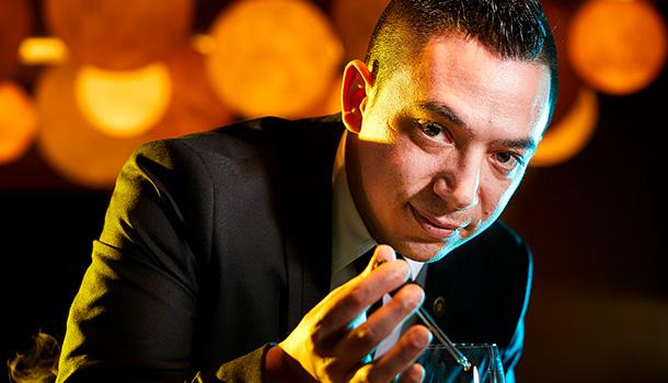 Nelson de Matos foi considerado o melhor bartender de Portugal na final do World Class Iberia 2018 que aconteceu em Madrid.