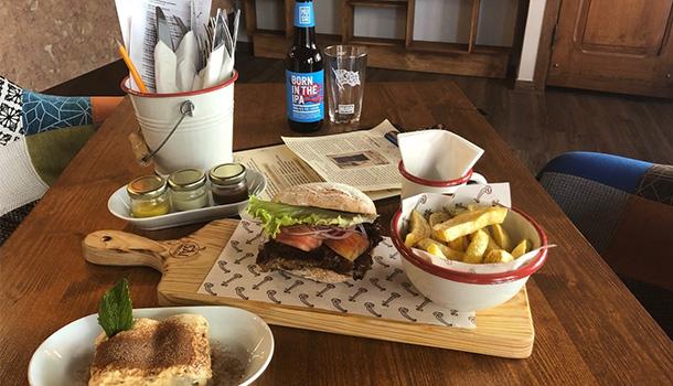 O restaurante SAI Prego, com assinatura do reconhecido chef Vítor Sobral, inova na sua carta de almoço para o verão.