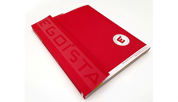 A 64.ª edição da Egoísta é dedicada ao tema Fogo. Assumindo um sentido lato, como é habitual, a revista reflecte as perspectivas múltiplas de um significado.