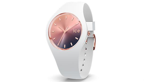Para comemorar o Verão, a Ice-Watch apresenta ICE sunset, os relógios ideais para levar para uma festa de fim de tarde no bar da praia.