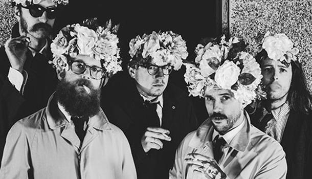 """Idles, a banda Punk Rock de Bristol,vai embarcar pela primeira vez numa digressão mundial, com o propósito de apresentar o novo álbum """"Joy As An Act of Resistance""""."""