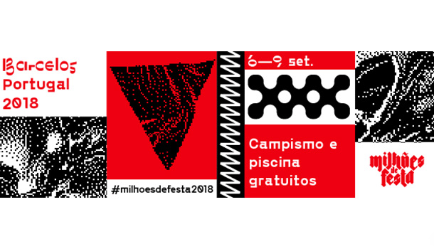O cartaz deste ano do Milhões de Festa fecha com performance, concertos participativos, festas silenciosas, com glitter e que revisitam a etnografia local, feiras e curadorias.