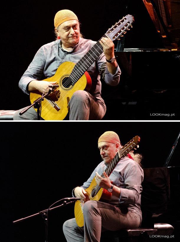 Considerado um dos maiores compositores e intérpretes do nosso tempo, Egberto Gismonti chegou ao Casino Estoril para celebrar 50 anos de carreira.