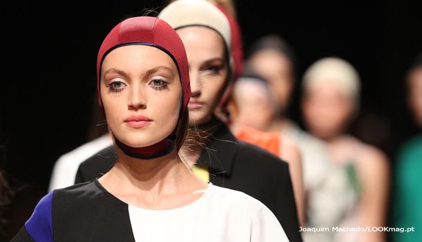 Ricardo Preto surpreendeu ao mostrar uma colecção recheada de sofisticadas e práticas silhuetas destinadas a uma mulher contemporânea.