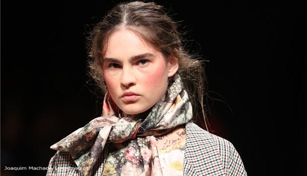 Grande regresso de Alexandra Moura à ModaLisboa no seguimento do protocolo assinado entre as duas semanas de moda, ModaLisboa e Portugal Fashion.