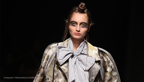 Dino Alves falou da beleza interior porque «a nossa imagem deve vir de dentro para fora e a roupa deve ser uma espécie de segunda pele e extensão de nós mesmos».
